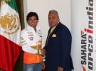 Sergio Pérez formará pareja con Nico Hulkenberg en Force India