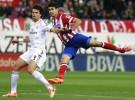 Liga Española 2013-2014: tablas en el derby madrileño del Calderón