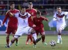 Morata e Isco llevan a la sub 21 a la victoria frente a Alemania en partido amistoso