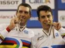 España consigue un oro y un bronce en el Mundial de ciclismo en pista 2014