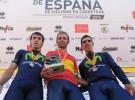 Alejandro Valverde es el nuevo campeón de España contrarreloj