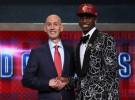 NBA: Andrew Wiggins es el número 1 del draft de 2014