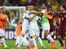 Mundial de Brasil 2014: Bélgica y Argelia completan los 16 que pasan a la fase final