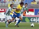 Playoffs Ascenso 1ª División: Córdoba y Las Palmas firman un empate a cero en el partido de ida de la final