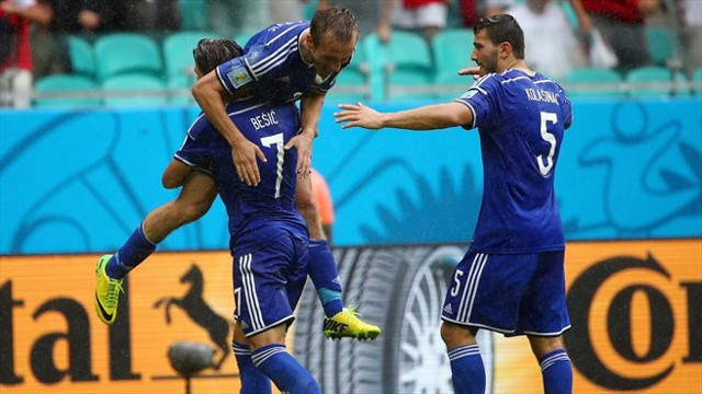 Bosnia se despidió del Mundial con una victoria