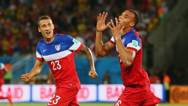 Brooks dio la victoria a Estados Unidos frente a Ghana