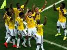 Mundial de Brasil 2014: la Colombia de James Rodríguez pasa a cuartos por primera vez en su historia