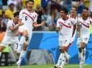 Mundial de Brasil 2014: Costa Rica e Italia mandan en el Grupo D