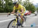 Alberto Contador no pudo conquistar el Criterium Dauphiné