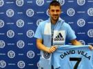 David Villa se marcha a la MLS, con un breve paso por Australia