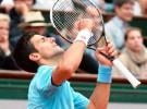 Roland Garros 2014: Djokovic, Sharapova y Muguruza a cuartos, Raonic vence a Granollers