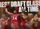 La NBA estrena un documental sobre el draft de 1984 considerado el mejor de la historia