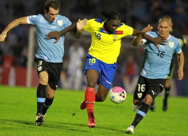 Ecuador-Uruguay