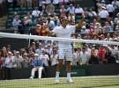 Wimbledon 2014: Federer, Robredo, López y Granollers a 2da ronda