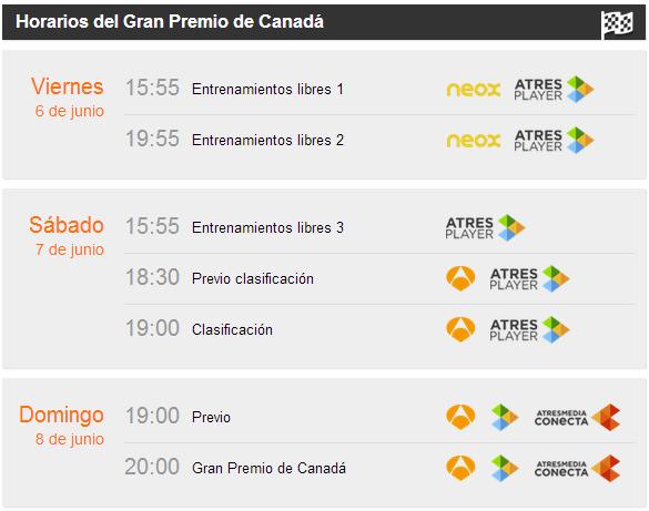 Horarios-GP-Canada-Atresmedia