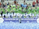 Inter Movistar vuelve a ganar a ElPozo y es campeón de la Liga Nacional de Fútbol Sala