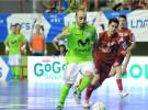 Inter Movistar vuelve a ganar a ElPozo Murcia y queda a un paso de ganar la Liga Nacional de Fútbol-Sala