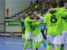 Inter Movistar pone el 1-0 ante ElPozo Murcia en la final de la Liga Nacional de Fútbol-Sala