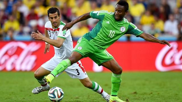 Irán y Nigeria firmaron el primer empate en el Mundial 2014
