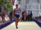 La atleta rusa Lashmanova sancionada dos años por dopaje