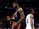 NBA Finals 2014: LeBron enfría San Antonio y Miami iguala la serie a 1