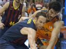 Liga Endesa ACB 2013-2014: Barça supera a Valencia y jugará la final ante Real Madrid