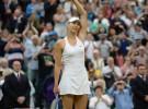 Wimbledon 2014: Sharapova, Halep y Kerber avanzan, cae Serena Williams