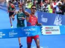 Mario Mola consigue su primer gran triunfo en la prueba de Londres