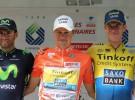 Ruta del Sur 2014: victoria para Roche por delante de Valverde y Rogers