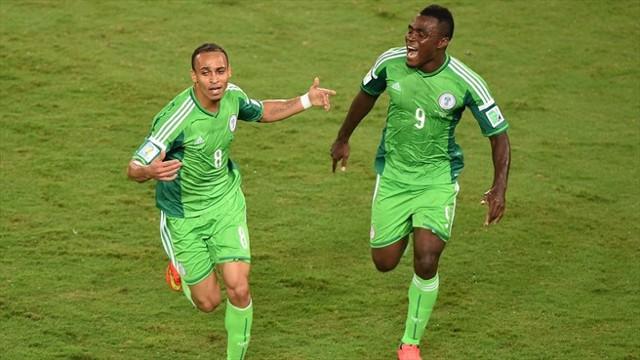 Odewimgie es el goleador de Nigeria en el Mundial