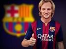 El Barcelona anuncia el fichaje de Ivan Rakitic por cinco temporadas