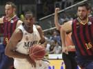 Final Liga ACB 2013-2014: El Madrid iguala la serie antes de ir a Barcelona