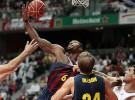 Final Liga ACB 2013-2014: El Barça cose a triples al Madrid y queda a una victoria del título