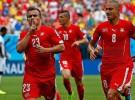 Mundial de Brasil 2014: Francia y Suiza son las que pasan del Grupo E