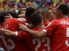 Mundial de Brasil 2014: Suiza, Francia y Argentina se estrenan con victoria
