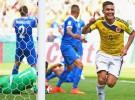 Mundial de Brasil 2014: Colombia y Costa de Marfil mandan en el Grupo C