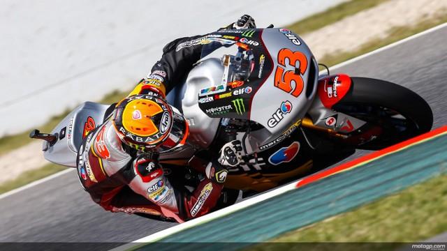 Tito Rabat lleva cuatro victorias en Moto2