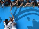 Mundial de Brasil 2014: Uruguay deja fuera a Italia y Costa Rica se queda la primera plaza