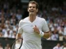 Wimbledon 2014: Murray y Berdych a 2da ronda, Verdasco y Andújar eliminados