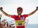 Vuelta a España 2014: Contador gana en Ancares y sentencia la general