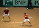 Copa Davis 2014: España pierde el dobles y Brasil se sitúa con 2-1