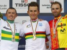 Mundial de ciclismo 2014: Kwiatkowski campeón, Valverde bronce otra vez