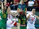 Mundobasket Femenino Turquía 2014: España no tiene piedad de Brasil