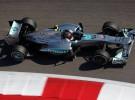 GP de Estados Unidos 2014 de Fórmula 1: Hamilton y Rosberg asustan en Austin