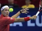 ATP Tokyo 2014: Nishikori y Raonic a cuartos de final