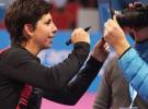 WTA Sofia 2014: Carla Suárez gana partido número 50 en la temporada
