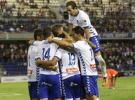 Liga Española 2014-2015 2ª División: resultados y clasificación de la Jornada 10