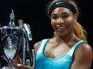Finales WTA Singapur 2014: Williams se venga de Halep y es la campeona