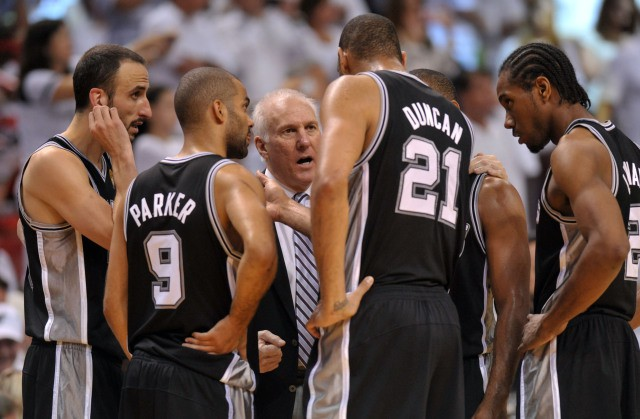 Spurs 2014-2015
