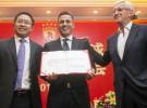 Cannavaro se estrenará como entrenador en China